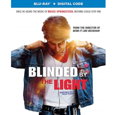 炫目之光 Blinded by the Light  藍光 BD