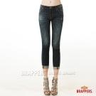 BRAPPERS 女款 Boy Friend Jeans-女用八分反摺褲-復古藍