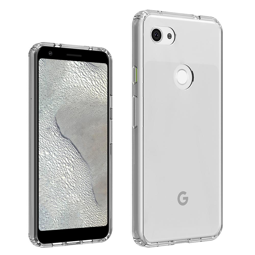 QinD Google Pixel 3a XL 雙料保護套
