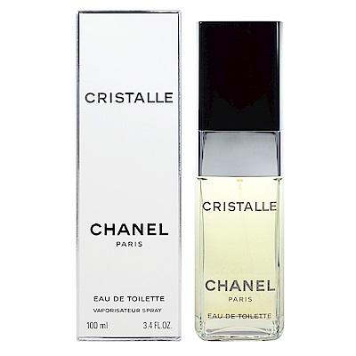 CHANEL 香奈兒 Cristalle 淡香水 100ml