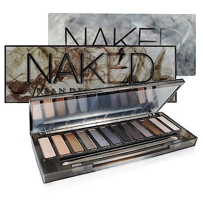 Urban Decay Naked Smoky 煙燻妝眼影盤12色 1.3gx12