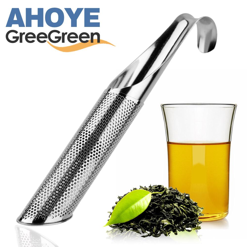 GREEGREEN 不鏽鋼泡茶器/濾茶器