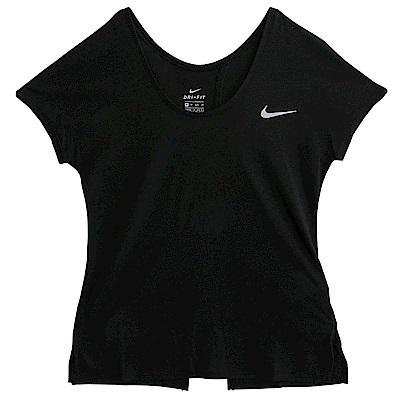 Nike AS W NK MILER-短袖上衣-女