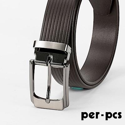 per-pcs 高質感雅痞風優質皮帶(F8283K)