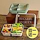 [買一送一 再送餐具組] 法國FORUOR TOGO森沐 輕食拉扣餐盒1.5L(快) product thumbnail 1