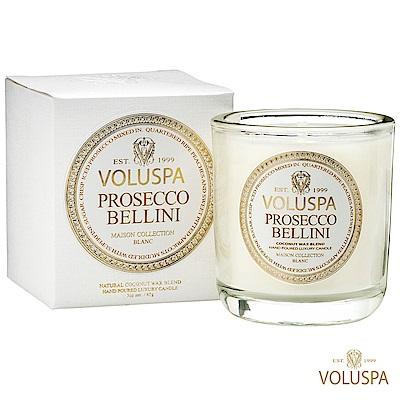 美國香氛VOLUSPA 白屋系列 普羅哥貝里尼 85g