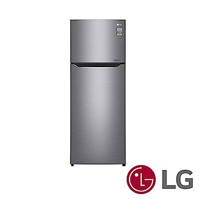 [限時優惠] LG 208公升精緻銀 變頻冰箱(GN-L297SV)