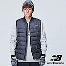 New Balance 保暖羽絨背心 AMV83517BK 男性 黑色