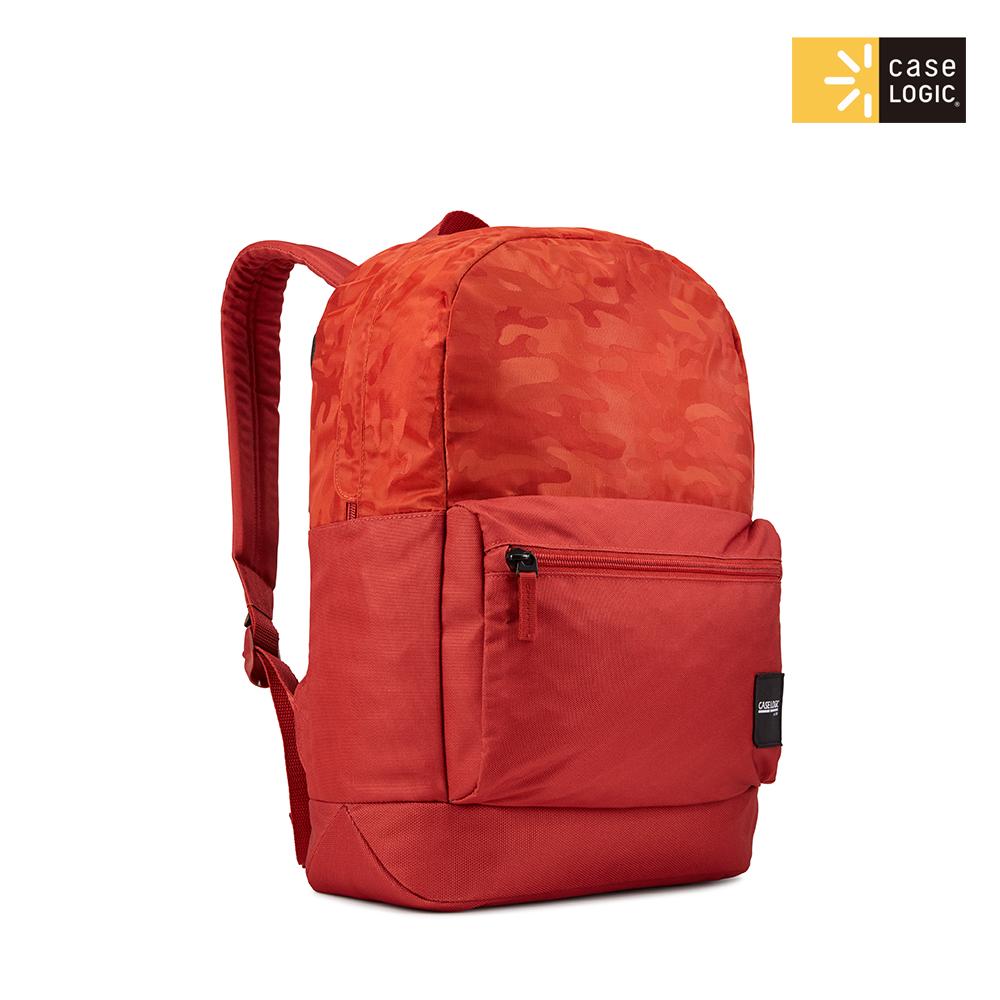 Case Logic-CAMPUS 26L筆電後背包CCAM-2126-迷彩/磚紅