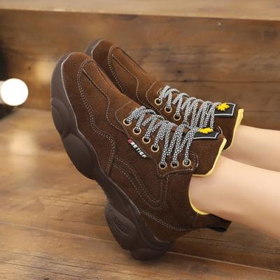 韓國KW美鞋館-輕美學挑逗人妻運動老爹鞋(老爺鞋 運動鞋 休閒鞋)(共2色)