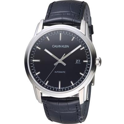 Calvin Klein Infinite  無限紳士機械錶(K5S341CZ)42mm