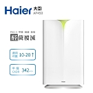 Haier海爾 20坪 除醛抗敏大H空氣清淨機 AP450 贈Aiwa無線果汁機