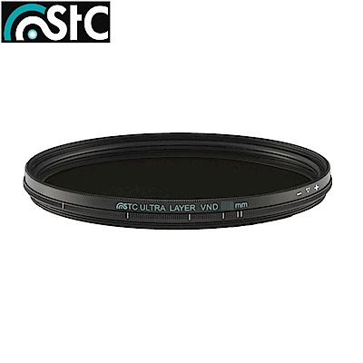 台灣STC可調式VND減光鏡VARIABLE ND濾鏡ND2-1024 77mm