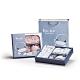 KUKU酷咕鴨 北歐迷境森林包巾禮盒7件組(藍星森林/粉彩森林) product thumbnail 1