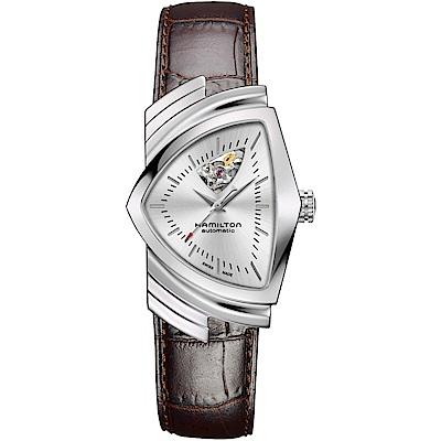 Hamilton漢米爾頓Veutura MIB星際戰警開芯機械錶(H24515552)
