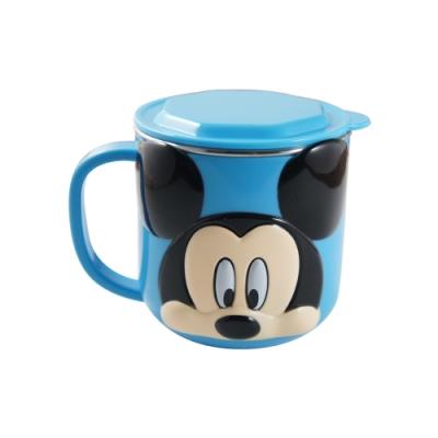 不鏽鋼可分離水杯-米奇(藍)