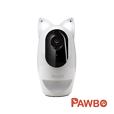 Pawbo+寵物互動攝影機智能監視器+貓耳智慧燈 (powered by acer)