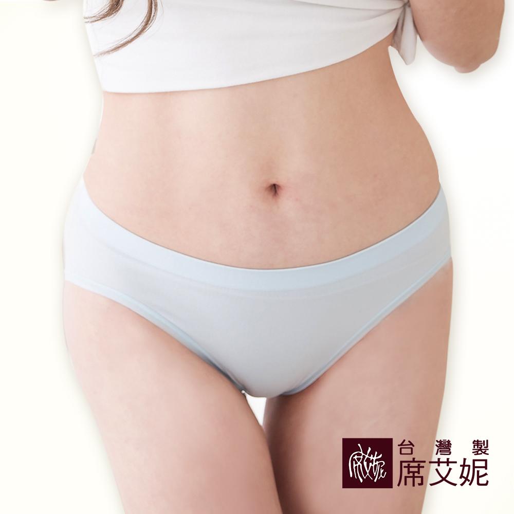 席艾妮SHIANEY 台灣製造(5件組) 超彈力 超細纖維低腰內褲 粉色系款