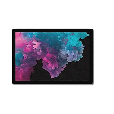 微軟Surface Pro 6 i5 8G 128G 白金平板(不含鍵盤/筆/鼠)豪華組