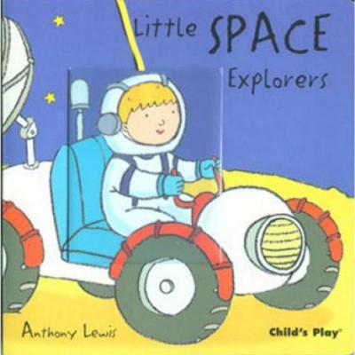 Little Space Explorers 太空探險操作書
