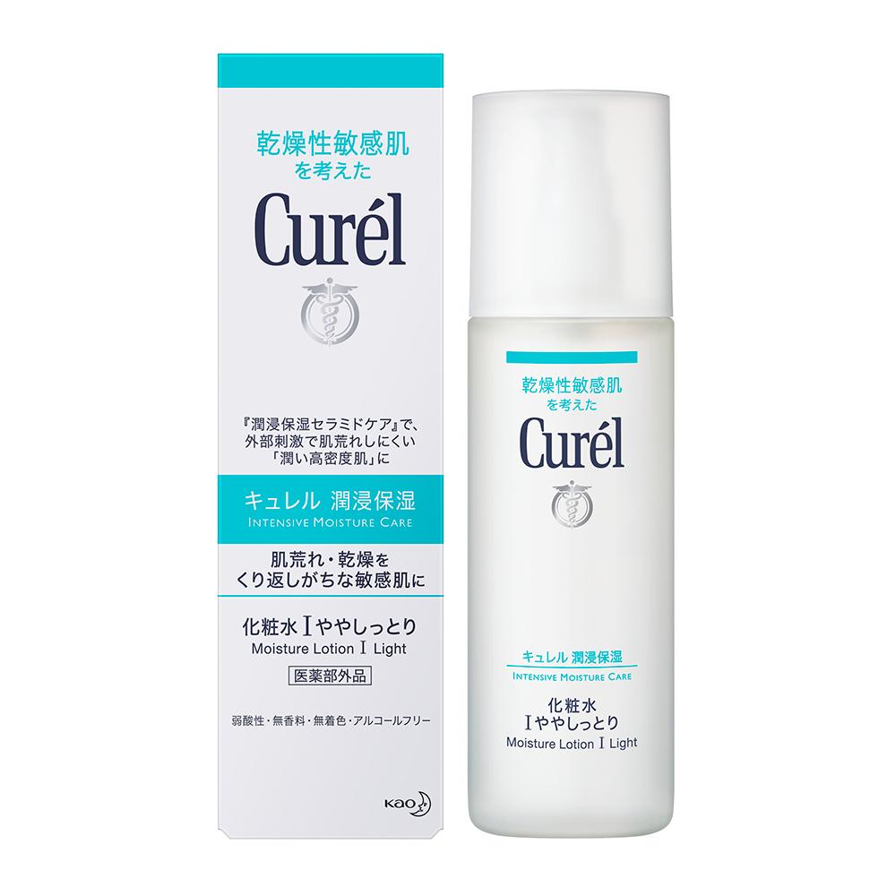 珂潤 Curel 潤浸保濕化妝水(清爽型)150ml