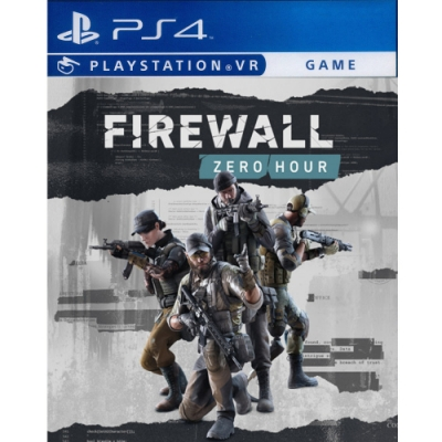 Firewall Zero Hour (中英韓文版)