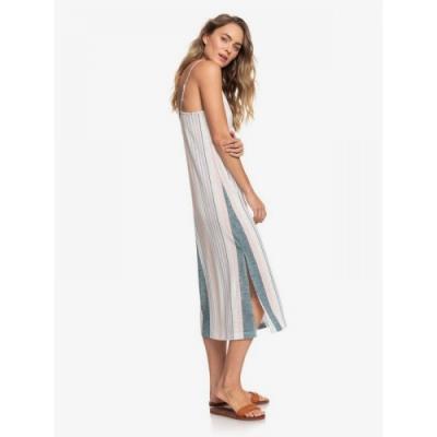 【ROXY】AVILA BEACH 洋裝 藍色