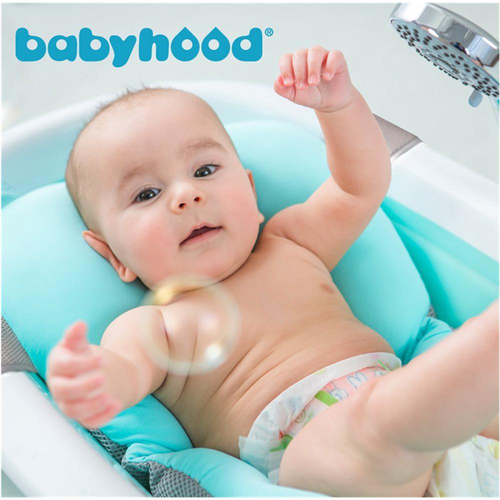 babyhood寶寶親膚漂浮沐浴墊 (0~12m)