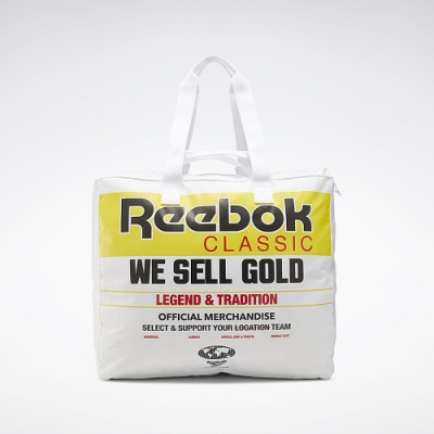 Reebok WE SELL GOLD 托特包 男/女 FT0553