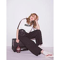 Shester55-綁結闊腿落地褲(兩色)-女【TSH101】