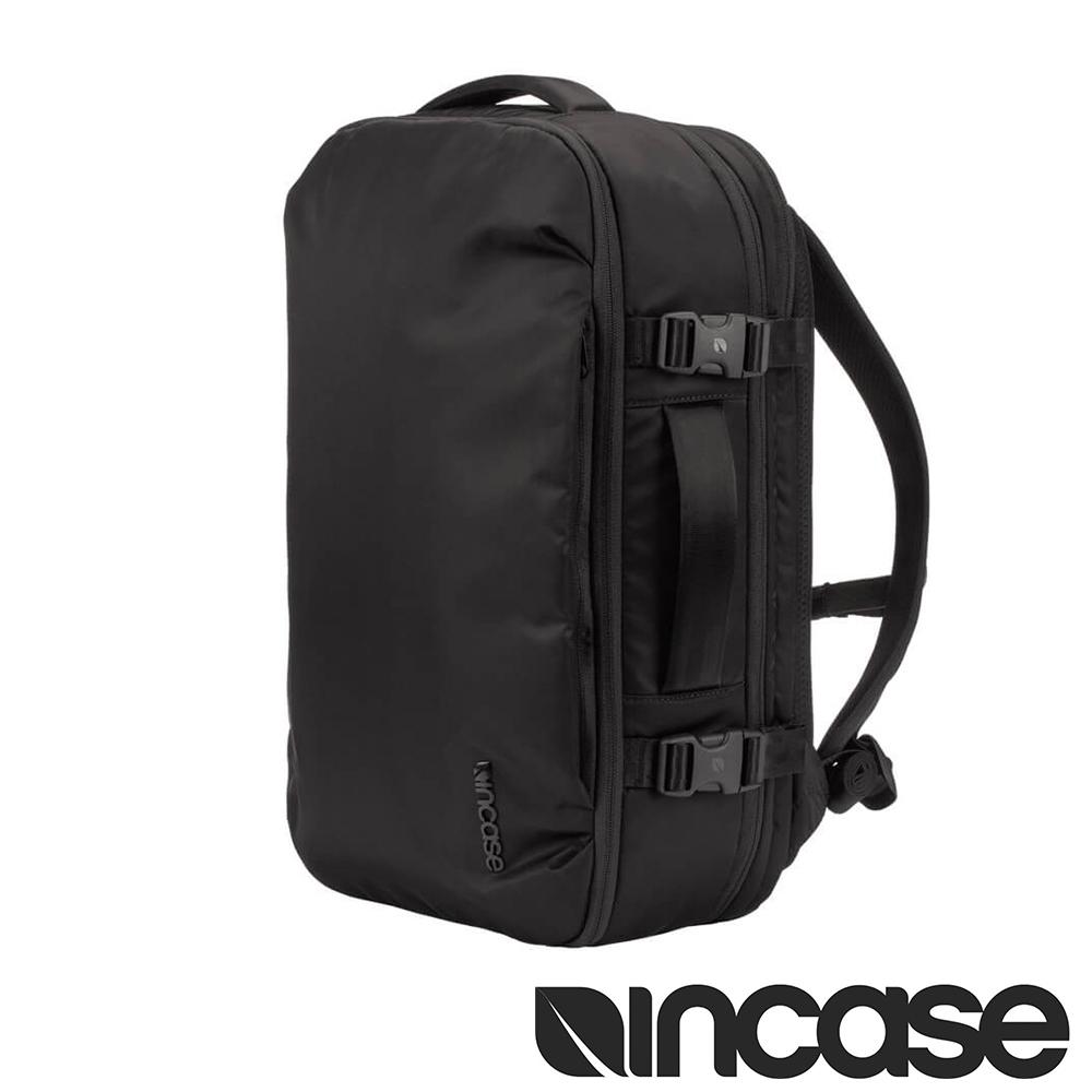 Incase VIA Slim Backpack 15吋 飛行尼龍可擴充筆電後背包 (黑)
