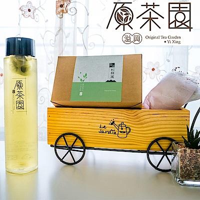 原茶園 台灣杉林溪青心烏龍茶清香型袋茶(25入x2盒)
