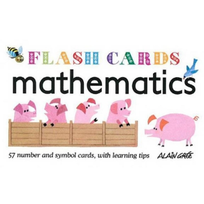 Mathematics Flash Cards 加減乘除運算卡