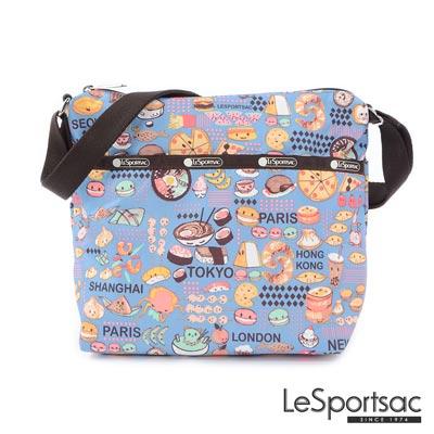 LeSportsac - Standard側背小方包 (美食誌)