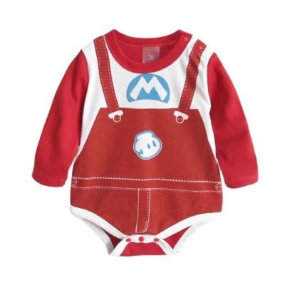 Baby童衣 經典角色造型派對包屁衣 37241(共9色)