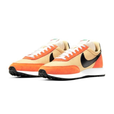 NIKE 休閒鞋 復古 運動鞋 麂皮 男鞋 橘 487754703 AIR TAILWIND 79