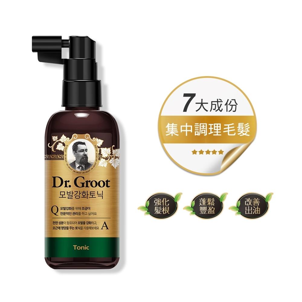 Dr.Groot 養髮秘帖高濃縮頭皮精華(80ml)