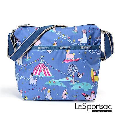 LeSportsac - Standard側背小方包(羊駝牧場)