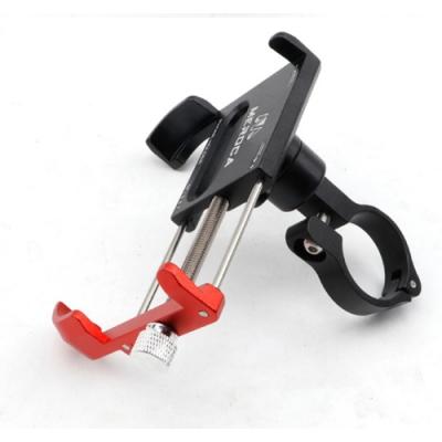 鋁合金自行車機車手機支架 - 手把款(任選2入)