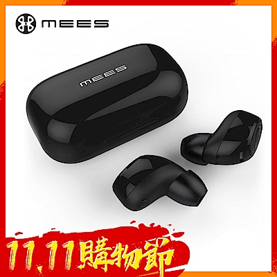 MEES M 1  TWS 真無線藍牙耳機  4 色