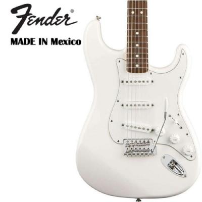 Fender Standard Stratocaster mexico 電吉他/白色