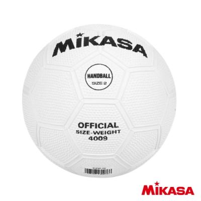 MIKASA 橡膠製手球 2號球
