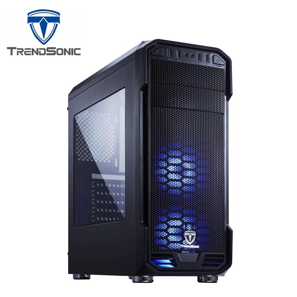 TrendSonic 翰欣 大怒神 ATX 電腦機殼