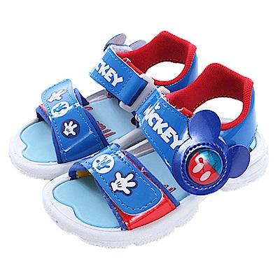 迪士尼米奇閃燈涼鞋 sk0462 魔法Baby