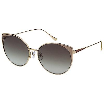 VEDI VERO 優雅 太陽眼鏡 (咖啡色)