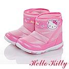 HelloKitty 輕量減壓抗菌防臭高筒靴童鞋-粉