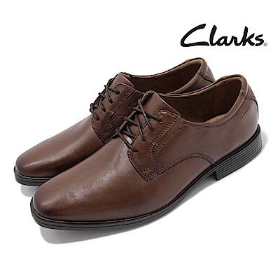 Clarks 皮鞋 Tilden Plain 男鞋