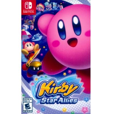 星之卡比 新星同盟 Kirby Star Allies - NS Switch 中英日文美版