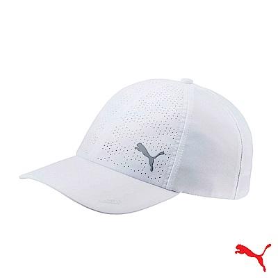 PUMA CAP 女運動帽 白 021438 04