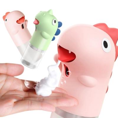 Baseus 倍思 寵咪恐龍洗手機 / 泡沫洗手機  / 感應出泡機 搭配日本富士通<b>3</b>號AA碳鋅電池(4顆入)